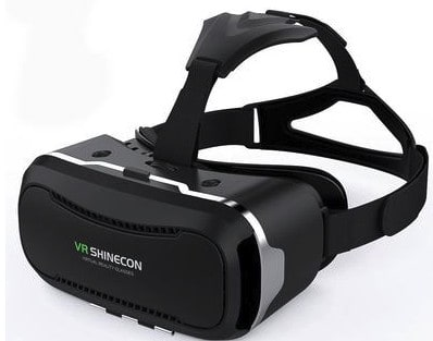 VR goggles to compliment the best blowjob machine