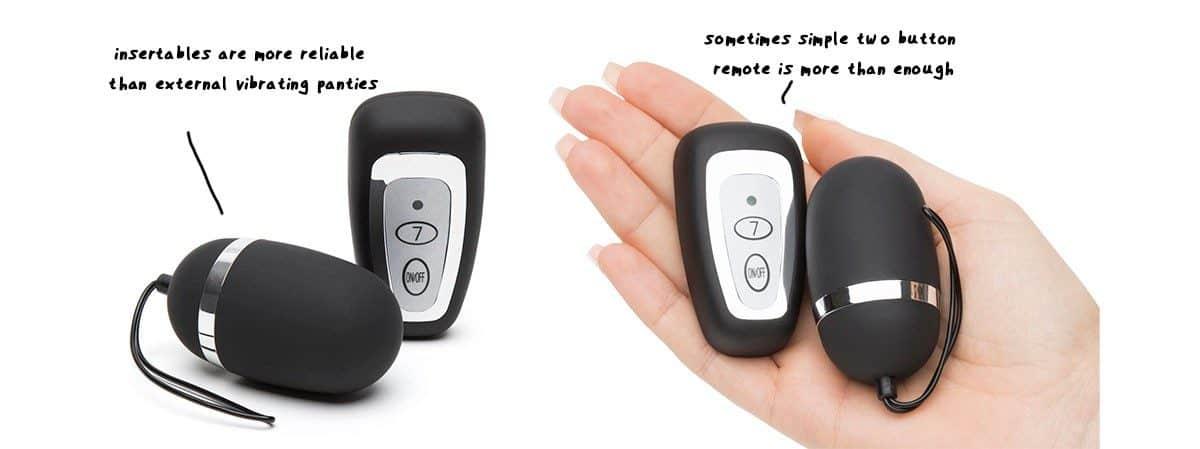 Tracey Cox Remote Control Love Egg Vibrator