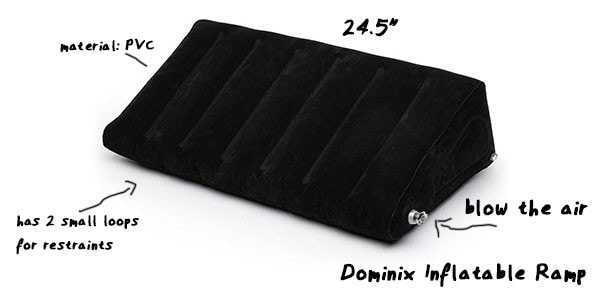 Dominix Deluxe Inflatable Sex Ramp