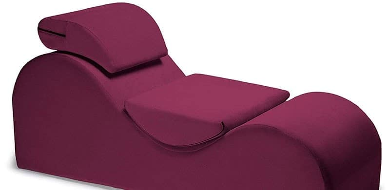 Example of a Liberator Esse Sex Chair