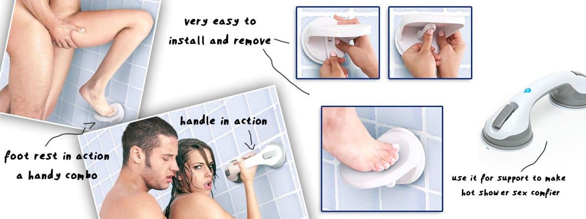 sex in the shower furniture