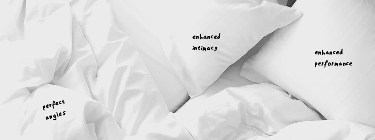 benefits of sex pillows
