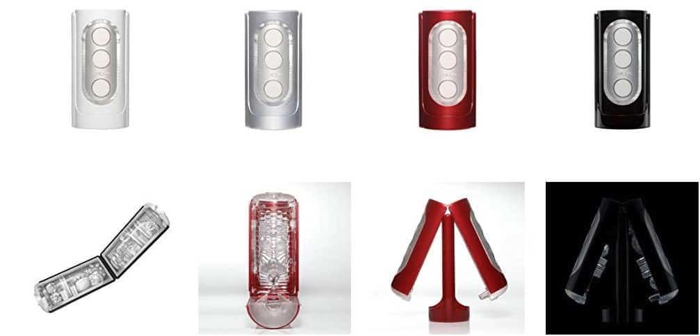 different tenga flip hole models