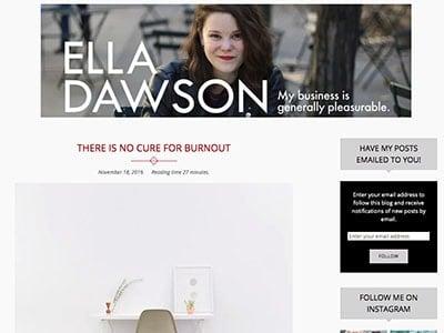 ella dawson sex blog
