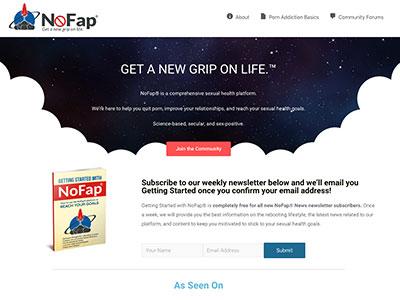 nofap blog