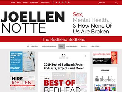 redhead bedhead sex and mental health blog