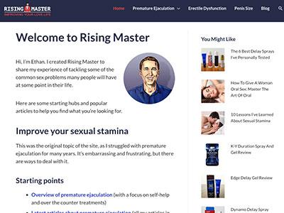 rising master sex ed blog
