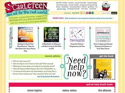 scarleteen sex ed blog