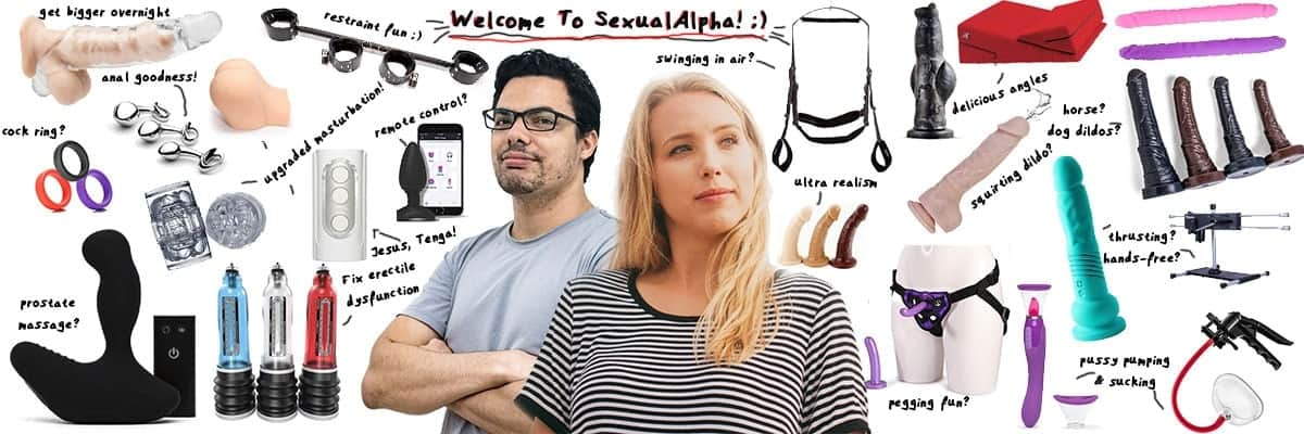 sexualalpha sex toy review examples