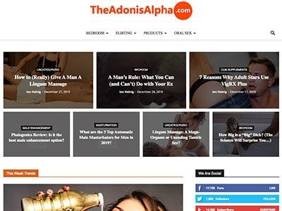 the adonis alpha