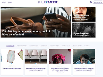 the femedic women sexual health blog