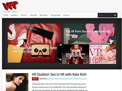 virtual reality reporter blog