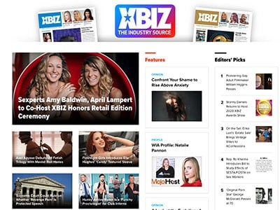 xbiz adult industry and porn news