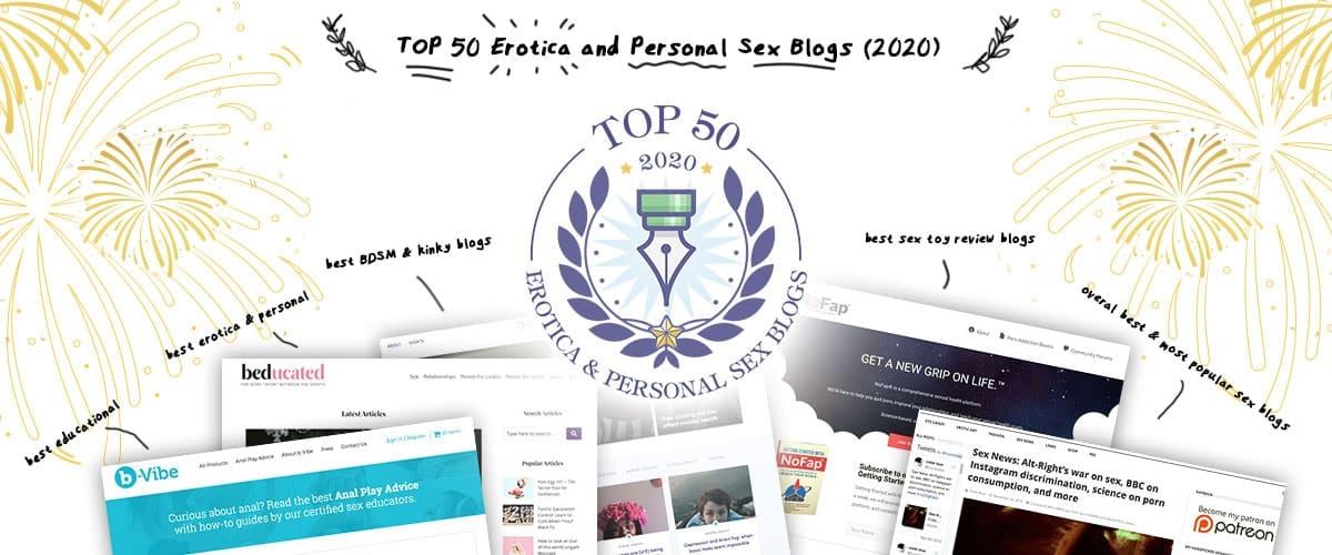 best erotic sex blogs