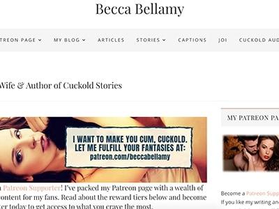 becca bellamy