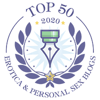 Best Erotica Personal Blogs Badge - SexualAlpha