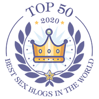 best sex blogs badge