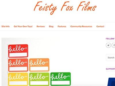 feisty fox films