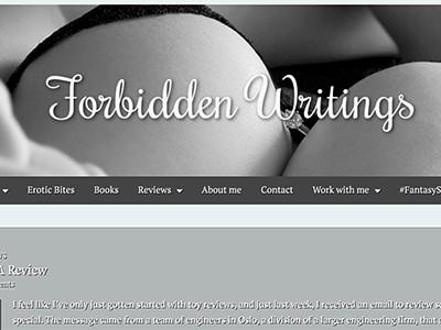 forbidden writings