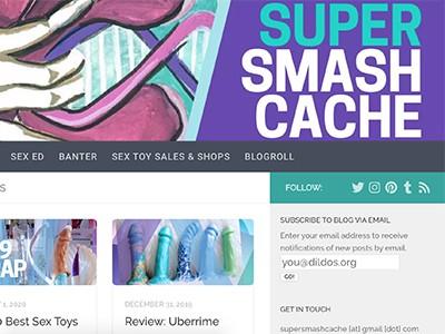 super smash cache