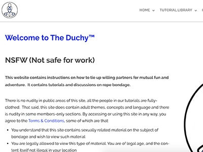 the duchy