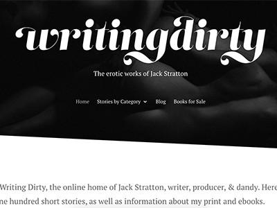 writing dirty