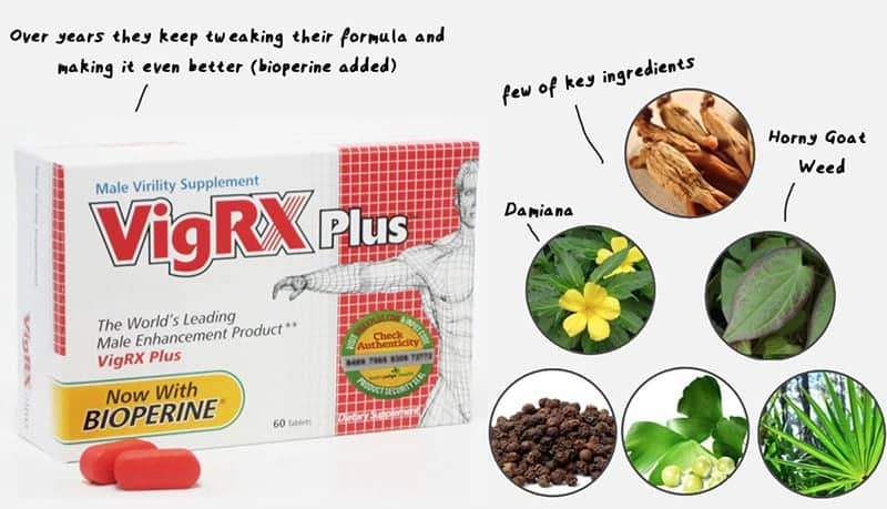 VigRX Plus Male Enhancement Pill