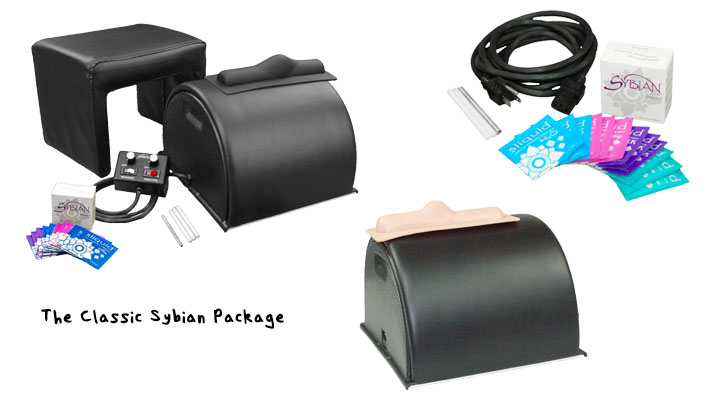 The Classic Sybian Package