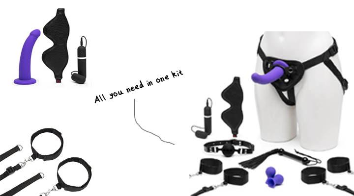 Lovehoney Take Control Bondage Kit
