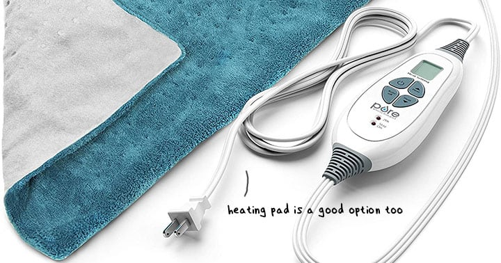 heating pad for fleshlight warming