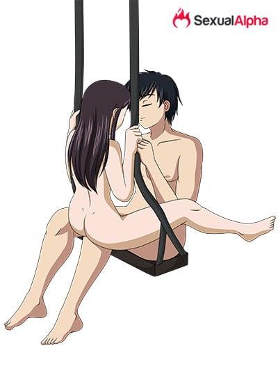 lovebirds sex swing position