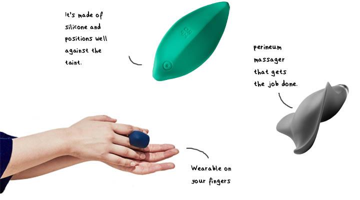 Perineum Vibrators
