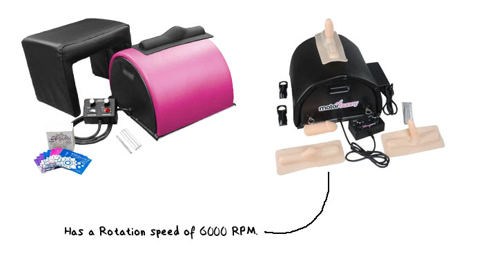 Sybian Tech And Specs Features