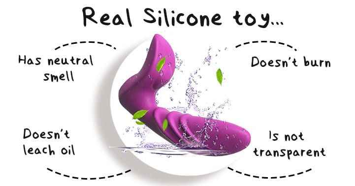 Ways To Identify True Silicone Toy