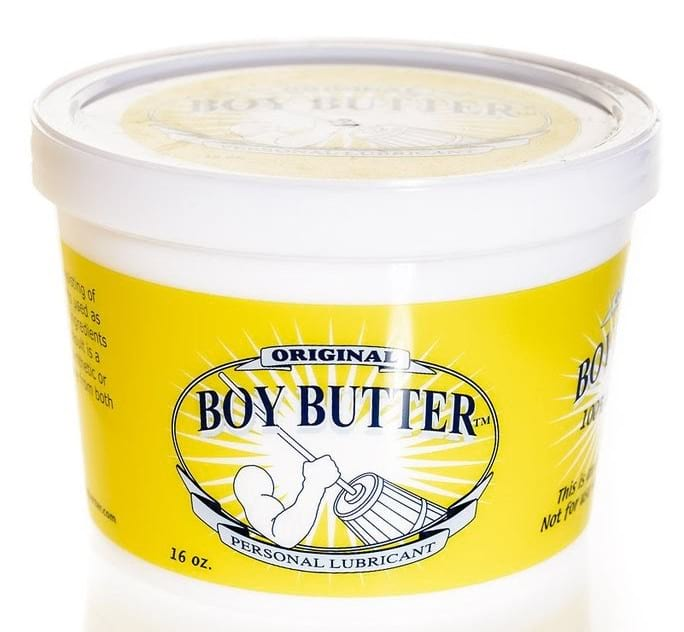 a sealed boy butter