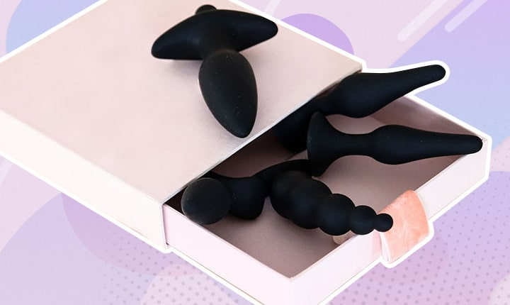 sex toys in the storage box cover